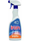 Iron Čistič na plasty 500 ml rozprašovač