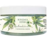 Bohemia Gifts Cannabis Konopný olej regenerační mast pro suchou a popraskanou pokožku 100 ml