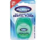 Beauty Formulas Dentální nit Zelená 100 m