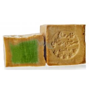 Le Chatelard Oliva a Vavřínový olej Alepp 100% přírodní toaletní mýdlo 200 g