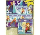 Nekupto Vánoční balicí papír pro děti Ledové království 0,7 x 2 m 039 BLI