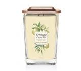 Yankee Candle Citrus Grove - Citrusový háj sojová vonná svíčka Elevation velká sklo 2 knoty 552 g