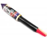 King Power raketa pyrotechnika střední CE2 1 kus II. třídy nebezpečí prodejné od 18 let!