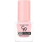 Golden Rose Ice Color Nail Lacquer lak na nehty mini 212 6 ml