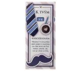 Bohemia Gifts & Cosmetics Mléčná čokoláda Pro muže k narozeninám 100 g