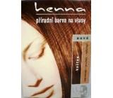Henna přírodní barva na vlasy Kaštan 117 prášková 33 g