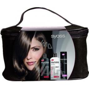Syoss Color Protect šampon 500 ml + kondicionér 500 ml + lak 300 ml + taška, kosmetická sada