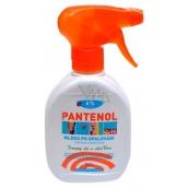 Mika Pantenol 6% mléko po opalování 300 ml rozprašovač