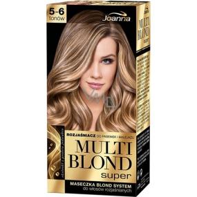 Joanna Multi Blond Super 5-6 tónů melír na vlasy
