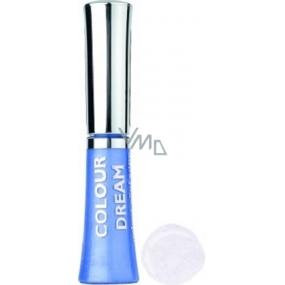 Jenny Lane Colour Dream gelové oční stíny 04 Bílá 8 ml