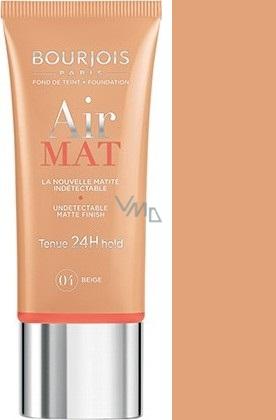Bourjois Air Mat Foundation zmatňující make-up 04 Beige 30 ml
