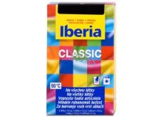 Iberia Classic černá barva na textil 25 g