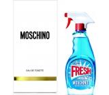Moschino Fresh Couture toaletní voda pro ženy 50 ml