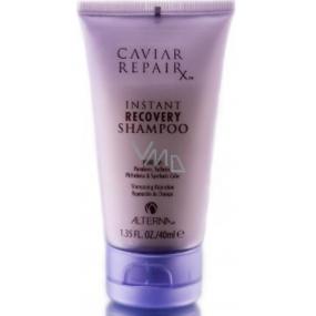 Alterna Caviar RepaiRx Instant Recovery Shampoo Mini šampon pro poškozené vlasy 40 ml