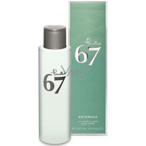 Pomellato 67 Artemisia tělové mléko unisex 200 ml