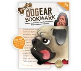 If Bookmark Dogear Záložka psí uši Mops 98 x 5 x 90 mm