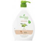 Dermomed Oliva Bio krémové tekuté mýdlo dávkovač 600 ml