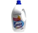 Lanza Fresh & Clean Color gel tekutý prací prostředek na barevné prádlo 90 dávek 4,5 l