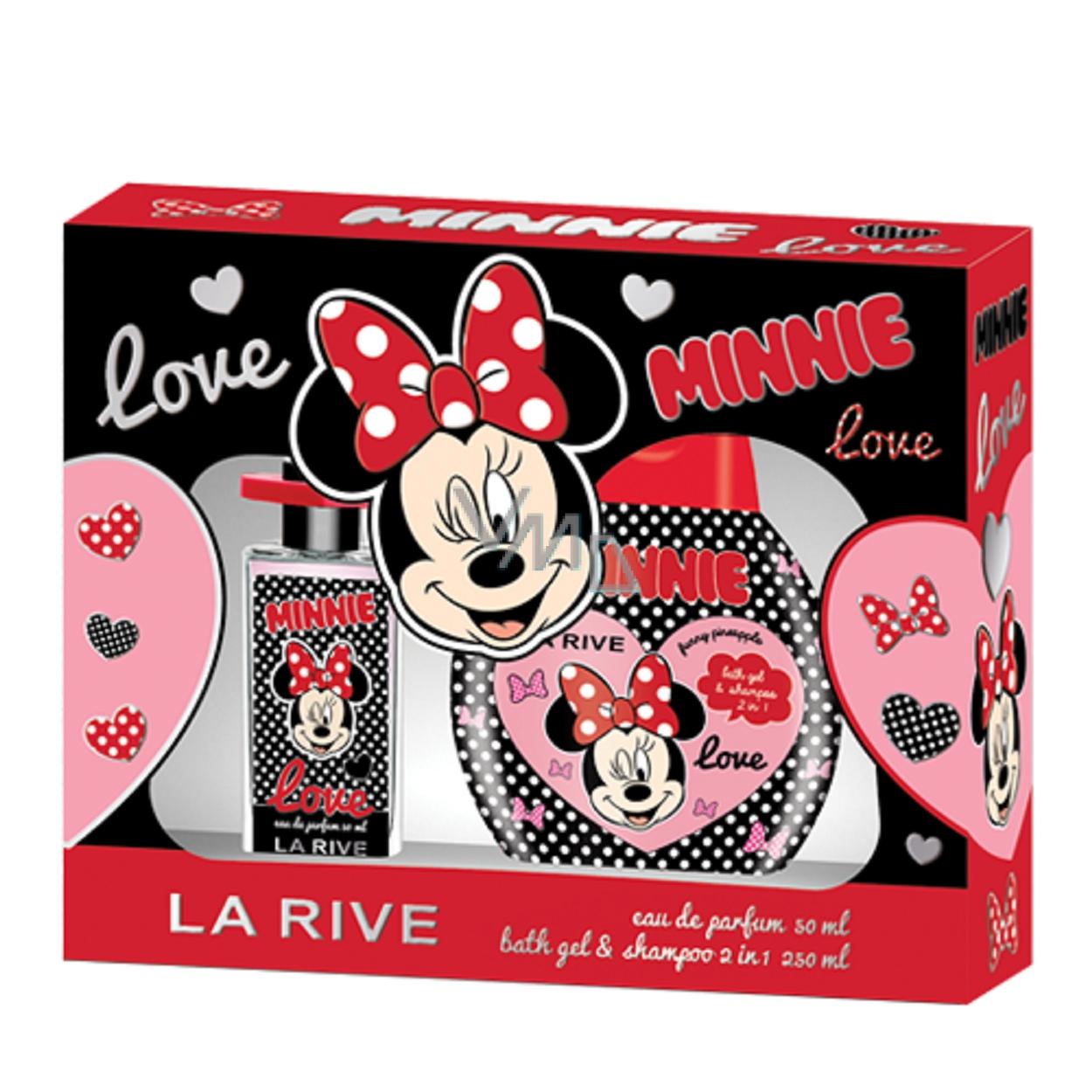La Rive Minnie Perfumed Water 90 Ml Bath Foam 250 Gift Set Extreme Story For Men Edt 75ml
