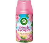 Air Wick Freshmatic Beach Escapes Malibu pláž a ibišek automatický osvěžovač náhradní náplň 250 ml