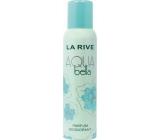 La Rive Aqua Bella deodorant sprej pro ženy 150 ml