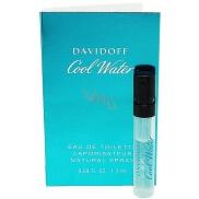 Davidoff Cool Water Men toaletní voda 1,2 ml s rozprašovačem, vialka