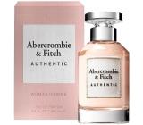 Abercrombie & Fitch Authentic Woman parfémovaná voda 100 ml