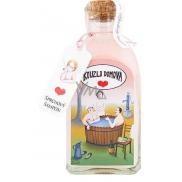 Bohemia Gifts & Cosmetics Kouzlo domova - Růže a šípek sprchový gel 250 ml kosmetická sada