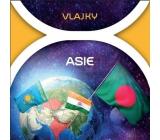 Albi Vědomostní pexeso - Vlajky Asie věk 12+