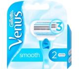 Gillette Venus Smooth náhradní hlavice pro ženy 2 kusy