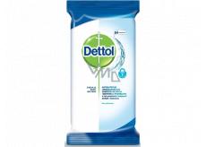 Dettol Antibakteriální ubrousky na povrchy 84 kusů