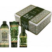 Tesori d Oriente Thai Spa parfémovaná voda pro ženy 100 ml + sprchový gel 250 ml + pěna do koupele 500 ml, dárková sada
