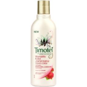 Timotei Jasné barvy vlasový kondicionér 200 ml pro barvené vlasy