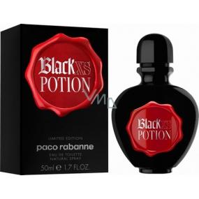 Paco Rabanne Black XS Potion toaletní voda pro ženy 50 ml