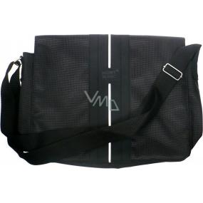 Montblanc Shoulder Bag taška přes rameno černá 35 x 27 x 8,5 cm 1 kus