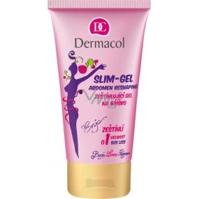 Dermacol Enja Slim-Gel Abdomen Reshaping zeštíhlující gel na bříško 150 ml