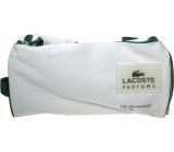 Lacoste Eau de Lacoste L.12.12 etue bílá zelený lem 24 x 15 x 10 cm