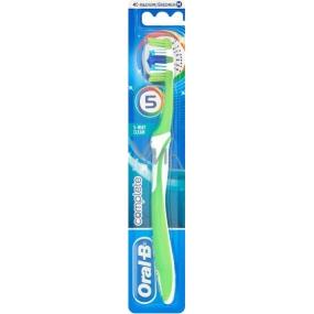 Oral-B Complete 5-Way Clean střední zubní kartáček 1 kus