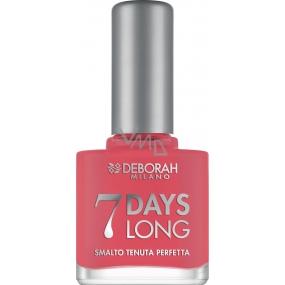 Deborah Milano 7 Days Long Nail Enamel lak na nehty 869 Vintage Pink 11 ml