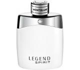 Mont Blanc Legend Spirit toaletní voda Tester pro muže 100 ml