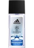 Adidas UEFA Champions League Arena Edition parfémovaný deodorant sklo pro muže 75 ml
