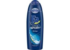 Fa Active Sport Ginkgo sprchový gel pro muže 250 ml