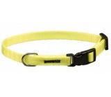 B&F Obojek Popruh neon žlutý ,5 x 30 - 50 cm