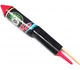 King Power raketa pyrotechnika velká CE2 1 kus II. třídy nebezpečí prodejné od 18 let!
