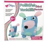 Ditipo Polštářek Štěně Kreativní set šití pro děti 6+
