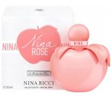 Nina Ricci Nina Rose toaletní voda pro ženy 50 ml