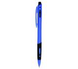 Spoko Fresh kuličkové pero, modrá náplň, modré 0,5 mm