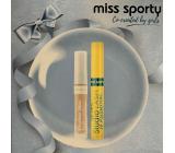 Miss Sporty Studio Lash 3D Volumythic řasenka 001 Black 8 ml + Precious Shine Lip Gloss lesk na rty 10 2,6 ml, kosmetická sada