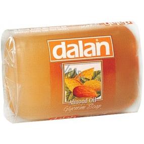 Dalan Almond Oil glycerinové toaletní mýdlo 100 g