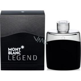 Mont Blanc Legend voda po holení 100 ml